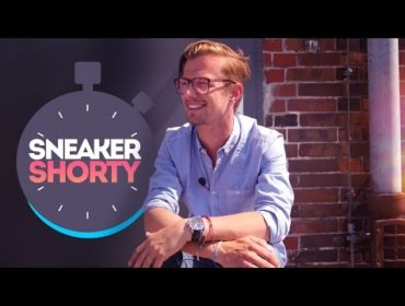 Joko Winterscheidt im Sneaker Shorty