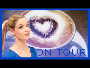 Latte Art - Warum guter Milchschaum leise ist - Die Klugscheisserin on Tour