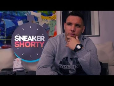 Fler im Sneaker Shorty